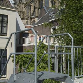 Permanente dakveiligheid Van Gelder Utrecht smederij