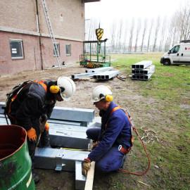 Constructieve oplossingen - Hemelwater afvoer